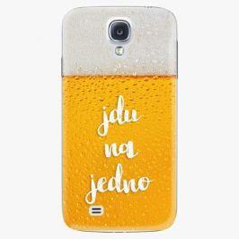 Plastový kryt iSaprio - Jdu na jedno - Samsung Galaxy S4