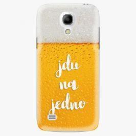 Plastový kryt iSaprio - Jdu na jedno - Samsung Galaxy S4 Mini