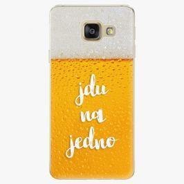 Plastový kryt iSaprio - Jdu na jedno - Samsung Galaxy A3 2016