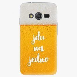 Plastový kryt iSaprio - Jdu na jedno - Samsung Galaxy Trend 2 Lite