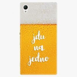 Plastový kryt iSaprio - Jdu na jedno - Sony Xperia Z1