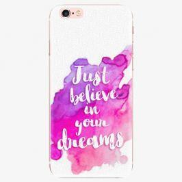 Plastový kryt iSaprio - Believe - iPhone 6 Plus/6S Plus