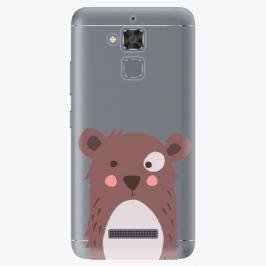 Plastový kryt iSaprio - Brown Bear - Asus ZenFone 3 Max ZC520TL