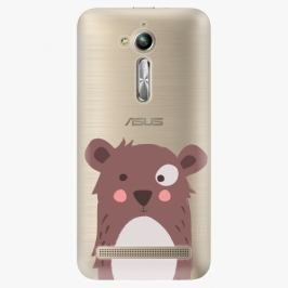 Plastový kryt iSaprio - Brown Bear - Asus ZenFone Go ZB500KL