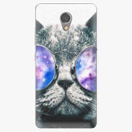 Plastový kryt iSaprio - Galaxy Cat - Lenovo P2