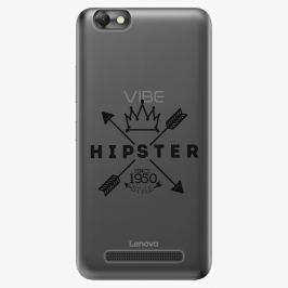 Plastový kryt iSaprio - Hipster Style 02 - Lenovo Vibe C
