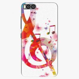 Plastový kryt iSaprio - Love Music - Xiaomi Mi6