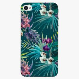 Plastový kryt iSaprio - Tropical Blue 01 - iPhone 4/4S