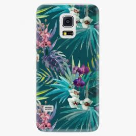 Plastový kryt iSaprio - Tropical Blue 01 - Samsung Galaxy S5 Mini