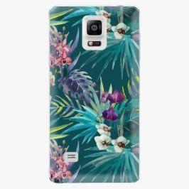 Plastový kryt iSaprio - Tropical Blue 01 - Samsung Galaxy Note 4