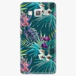 Plastový kryt iSaprio - Tropical Blue 01 - Samsung Galaxy A7
