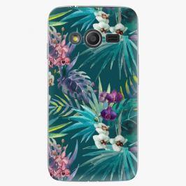 Plastový kryt iSaprio - Tropical Blue 01 - Samsung Galaxy Trend 2 Lite