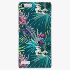 Plastový kryt iSaprio - Tropical Blue 01 - Huawei Ascend G6