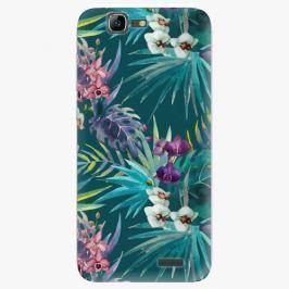 Plastový kryt iSaprio - Tropical Blue 01 - Huawei Ascend G7
