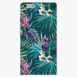 Plastový kryt iSaprio - Tropical Blue 01 - Huawei Ascend P7 Mini