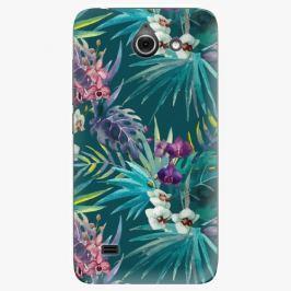 Plastový kryt iSaprio - Tropical Blue 01 - Huawei Ascend Y550
