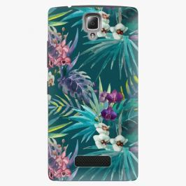 Plastový kryt iSaprio - Tropical Blue 01 - Lenovo A2010