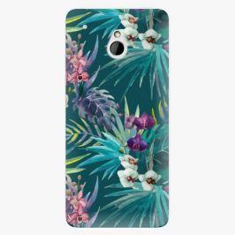 Plastový kryt iSaprio - Tropical Blue 01 - HTC One Mini