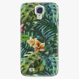 Plastový kryt iSaprio - Tropical Green 02 - Samsung Galaxy S4