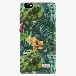 Plastový kryt iSaprio - Tropical Green 02 - Huawei Honor 4C