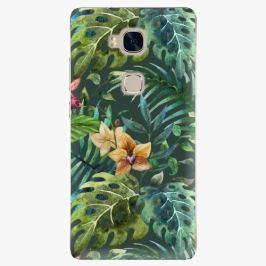 Plastový kryt iSaprio - Tropical Green 02 - Huawei Honor 5X