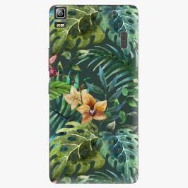 Plastový kryt iSaprio - Tropical Green 02 - Lenovo A7000