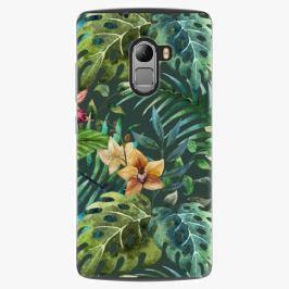 Plastový kryt iSaprio - Tropical Green 02 - Lenovo A7010