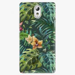 Plastový kryt iSaprio - Tropical Green 02 - Lenovo P1m