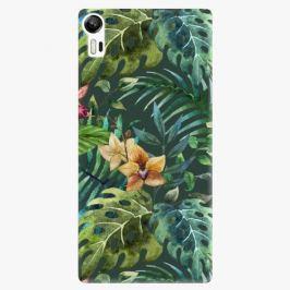 Plastový kryt iSaprio - Tropical Green 02 - Lenovo Vibe Shot