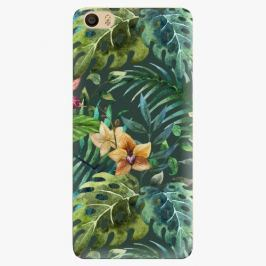 Plastový kryt iSaprio - Tropical Green 02 - Xiaomi Mi5