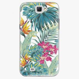 Plastový kryt iSaprio - Tropical White 03 - Samsung Galaxy Note 2