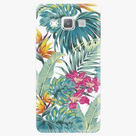 Plastový kryt iSaprio - Tropical White 03 - Samsung Galaxy A7