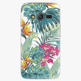 Plastový kryt iSaprio - Tropical White 03 - Samsung Galaxy Trend 2 Lite