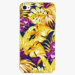 Plastový kryt iSaprio - Tropical Orange 04 - iPhone 4/4S