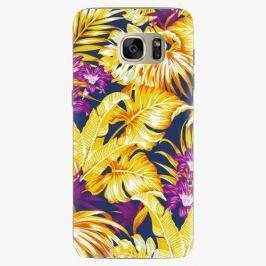 Plastový kryt iSaprio - Tropical Orange 04 - Samsung Galaxy S7 Edge