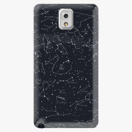 Plastový kryt iSaprio - Night Sky 01 - Samsung Galaxy Note 3