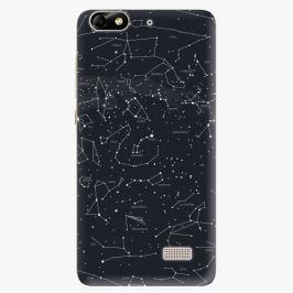 Plastový kryt iSaprio - Night Sky 01 - Huawei Honor 4C