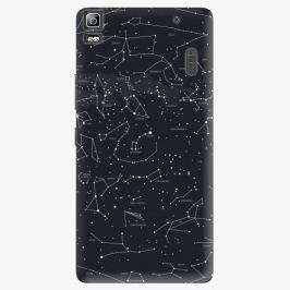 Plastový kryt iSaprio - Night Sky 01 - Lenovo A7000