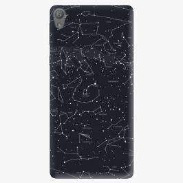 Plastový kryt iSaprio - Night Sky 01 - Sony Xperia E5