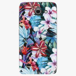 Plastový kryt iSaprio - Tropical Flowers 05 - Huawei Ascend Y550