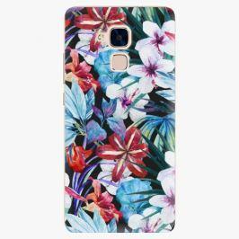 Plastový kryt iSaprio - Tropical Flowers 05 - Huawei Honor 7 Lite