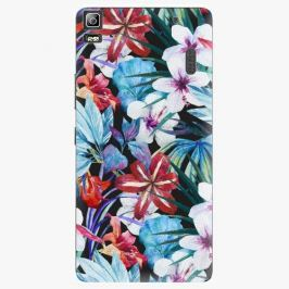 Plastový kryt iSaprio - Tropical Flowers 05 - Lenovo A7000