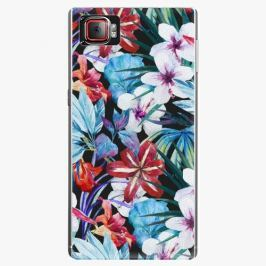 Plastový kryt iSaprio - Tropical Flowers 05 - Lenovo Z2 Pro