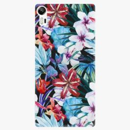 Plastový kryt iSaprio - Tropical Flowers 05 - Lenovo Vibe Shot