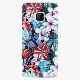 Plastový kryt iSaprio - Tropical Flowers 05 - HTC One M9