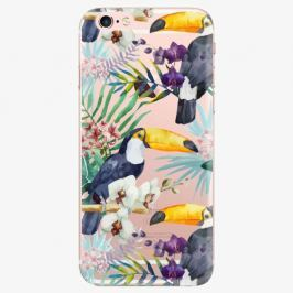 Plastový kryt iSaprio - Tucan Pattern 01 - iPhone 7 Plus