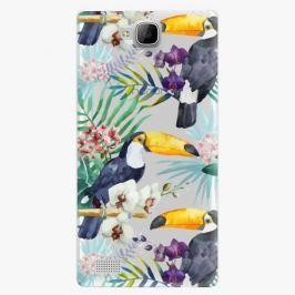 Plastový kryt iSaprio - Tucan Pattern 01 - Huawei Honor 3C