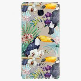 Plastový kryt iSaprio - Tucan Pattern 01 - Huawei Honor 5X