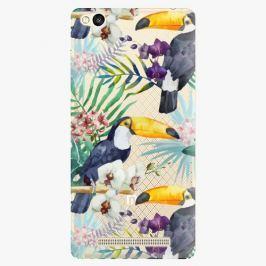 Plastový kryt iSaprio - Tucan Pattern 01 - Xiaomi Redmi 3