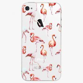 Plastový kryt iSaprio - Flami Pattern 01 - iPhone 4/4S